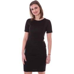 Oblečenie Ženy Šaty Akè F597YAL20861 čierna