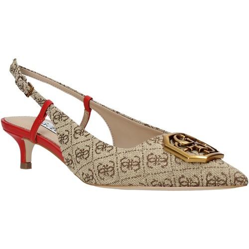 Topánky Ženy Lodičky Guess FL5JSS FAL05 Béžová