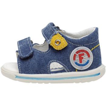 Topánky Deti Sandále Falcotto 1500824 01 Modrá