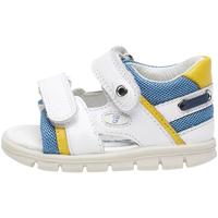 Topánky Deti Sandále Falcotto 1500822 01 Biely