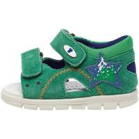 Topánky Deti Sandále Falcotto 1500837 02 Zelená