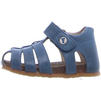 Topánky Deti Sandále Falcotto 1500736 01 Modrá