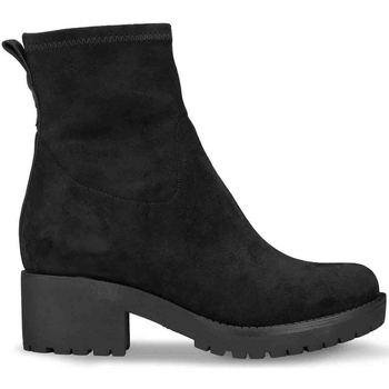 Topánky Ženy Polokozačky Docksteps DSE105822 čierna