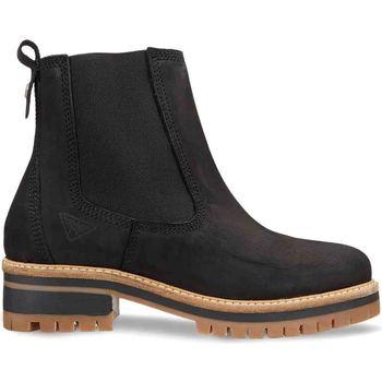 Topánky Ženy Polokozačky Docksteps DSW103502 čierna
