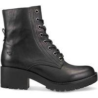Topánky Ženy Polokozačky Docksteps DSW106100 čierna