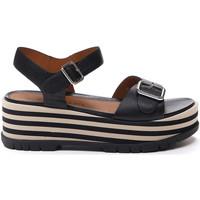 Topánky Ženy Sandále Stonefly 213920 čierna