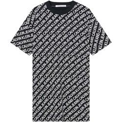 Oblečenie Ženy Šaty Calvin Klein Jeans J20J215678 čierna