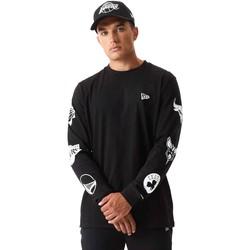 Oblečenie Muži Mikiny New-Era 12553334 čierna
