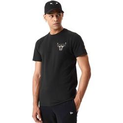 Oblečenie Muži Tričká s krátkym rukávom New-Era 12590868 čierna