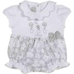 Oblečenie Deti Módne overaly Chicco 09050855000000 Biely