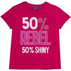 Oblečenie Deti Tričká s krátkym rukávom Chicco 09067157000000 Ružová