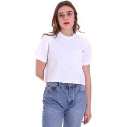 Oblečenie Ženy Tričká s krátkym rukávom Dickies DK0A4XDEWHX1 Biely