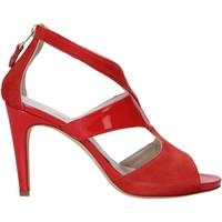 Topánky Ženy Sandále Melluso HS852 Červená
