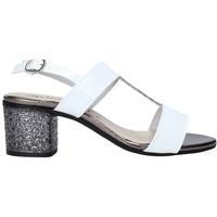 Topánky Ženy Sandále Melluso H037095 Biely