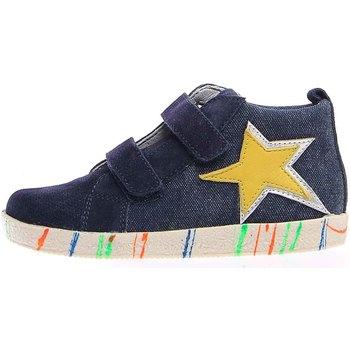 Topánky Deti Sandále Falcotto 2012270 01 Modrá