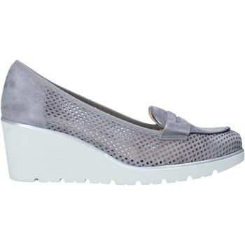 Topánky Ženy Slip-on Melluso HR20509 Šedá