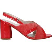 Topánky Ženy Sandále Melluso HS530 Červená