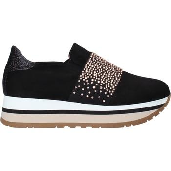 Topánky Ženy Slip-on Grace Shoes GLAM007 čierna