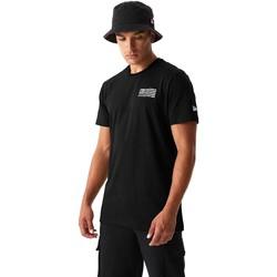Oblečenie Muži Tričká a polokošele New-Era 12590875 čierna