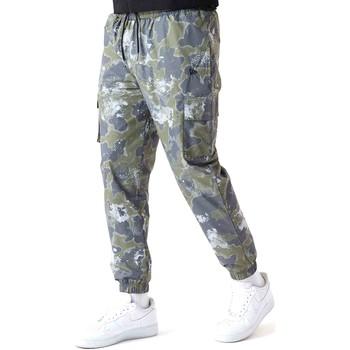Oblečenie Muži Nohavice New-Era 12590879 Zelená