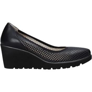 Topánky Ženy Balerínky a babies Melluso R2510X čierna