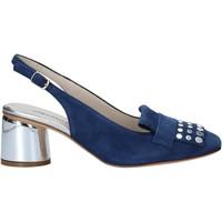 Topánky Ženy Sandále Melluso HM108 Modrá