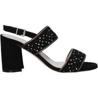Topánky Ženy Sandále Melluso HS533 čierna