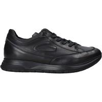 Topánky Muži Módne tenisky Alberto Guardiani AGM004804 čierna