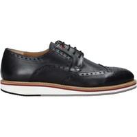 Topánky Muži Derbie Melluso XU16213 čierna