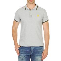 Oblečenie Muži Polokošele s krátkym rukávom A-style LIVORNO Šedá