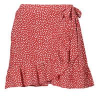 Oblečenie Ženy Sukňa Betty London OLINDA Červená / Biela