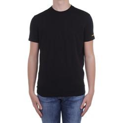 Oblečenie Muži Tričká s krátkym rukávom Dsquared2 Underwear D9M203540 Black