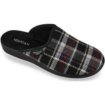Topánky Ženy Papuče Mjartan Dámske farebné papuče  LINES mix