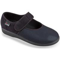 Topánky Ženy Papuče Mjartan Dámske čierne papuče  NATAŠA 2 čierna