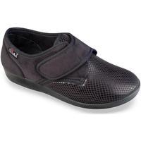 Topánky Ženy Papuče Mjartan Dámske čierne papuče  NATALY čierna