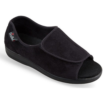 Topánky Ženy Papuče Mjartan Dámske čierne papuče  MILOTA čierna