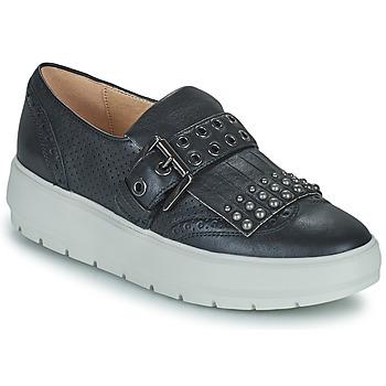 Topánky Ženy Nízke tenisky Geox KAULA Čierna