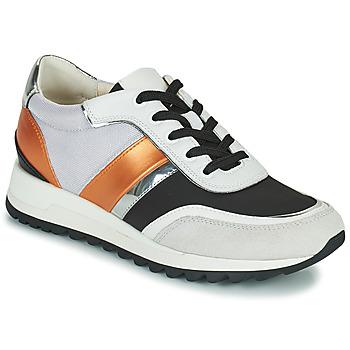 Topánky Ženy Nízke tenisky Geox TABELYA Biela