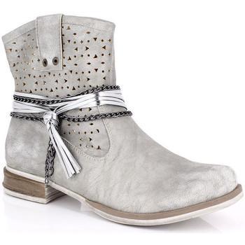 Topánky Ženy Čižmičky Kimberfeel MARGOT Gris
