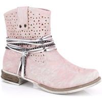 Topánky Ženy Čižmičky Kimberfeel MARGOT Rose