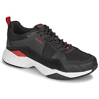 Topánky Muži Nízke tenisky HUGO BLOCK RUNN Čierna
