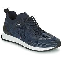 Topánky Muži Nízke tenisky HUGO ICELIN RUNN Námornícka modrá
