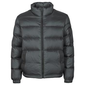 Oblečenie Muži Vyteplené bundy HUGO BIRON Čierna