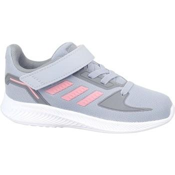 Topánky Deti Bežecká a trailová obuv adidas Originals Runfalcon 20 Sivá