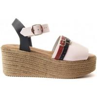 Topánky Ženy Sandále Purapiel 70213 WHITE