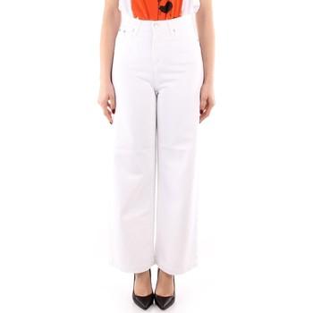 Oblečenie Ženy Padavé nohavice Roy Rogers P21RND091P3211755 WHITE