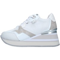 Topánky Ženy Členkové tenisky Apepazza S1HIGHNEW07/NYL WHITE