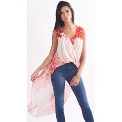 Oblečenie Ženy Košele a blúzky Love To Love L17091 Bezfarebný