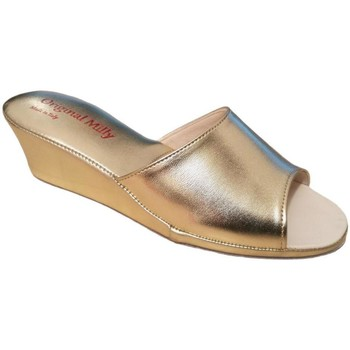 Topánky Ženy Sandále Milly MILLY103oro nero