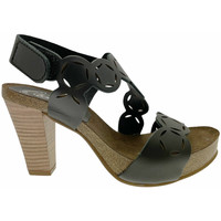 Topánky Ženy Sandále Calzaturificio Loren LOJ0846ne nero